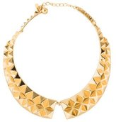 Kate Spade Pyramid Stud Collar Necklace