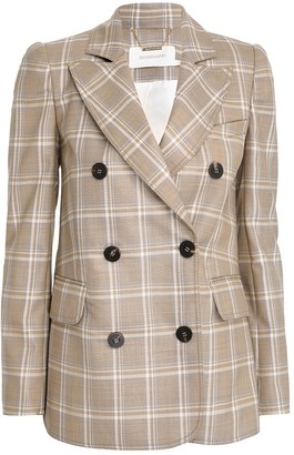 Zimmermann Glassy Suit Jacket