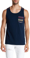Threads 4 Thought Baja Embroidered Tank
