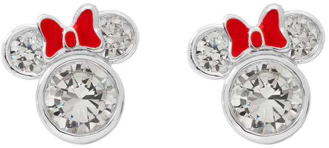 8054b2437 Minnie Mouse Earrings - ShopStyle