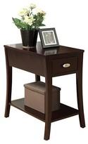 ACME Furniture Mansa Side Table Espresso - ACME
