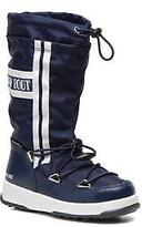 Moon Boot Kids's W.E. W.Fall Jr Wp Boots in Blue