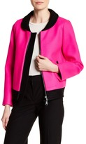 Milly Front Zip Jacket