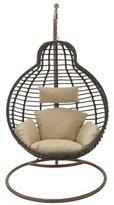 Cole & Grey Olefin Swing Chair