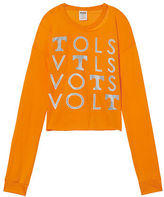 PINK University Of Tennessee Long Sleeve Campus Cutout Tee