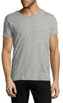 Scotch & Soda Roundneck Cotton-Blend Tee