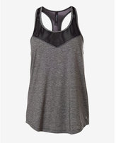 Express gray mesh inset EXP core relaxed tank