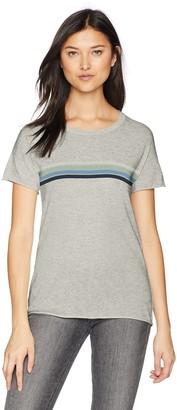 Velvet by Graham & Spencer Women's Lex lux Cotton t-Shirt