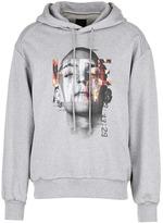 Juun.J 'Hide Away' graphic print hoodie
