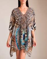 Camilla Fan of the Wild Short Kaftan