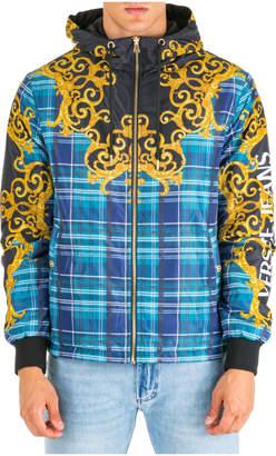 Versace Check Baroque Jacket