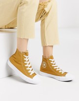 Converse Chuck Taylor All Star Hi Renew Natural Sneakers