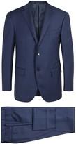 Corneliani Navy Wool Suit