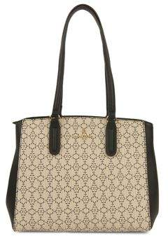 Nanette Lepore Nanette By Logo PVC Shoulder Bag