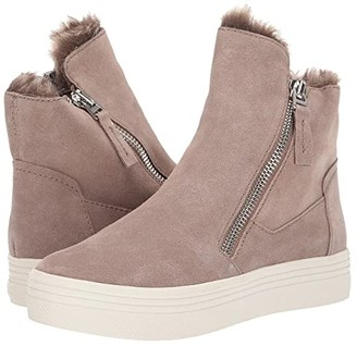 Dolce Vita Tulli (Taupe Suede) Women's Shoes