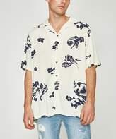 Ksubi Kaned Short Sleeve Shirt Golden Hale