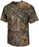 Colosseum Men's Louisville Cardinals Realtree Brow Tine T-Shirt