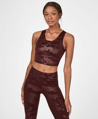 Sweaty Betty Kenza Cropped Workout Vest