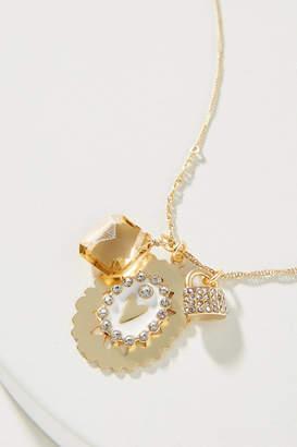 Anthropologie Gwen Pendant Necklace