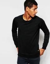 Scotch & Soda Sweatshirt With Crew Neck - Black
