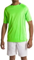 Prince Open-Hole Mesh T-Shirt - UPF 40, Short Sleeve (For Men)