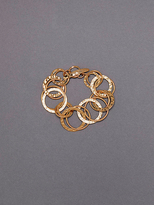 Diane von Furstenberg Multi-Ring Bracelet
