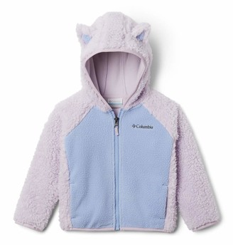 Columbia Infant Foxy Baby Sherpa Full Zip Warm & Cozy Winter Jacket