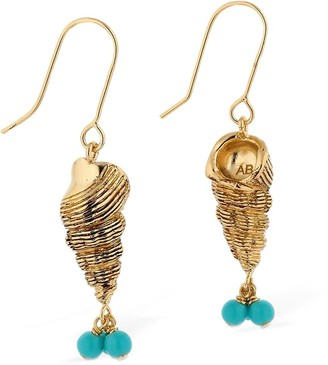 Aurelie Bidermann Roudoudou Pendant Earrings