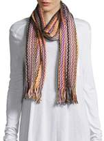 Missoni Chevron Printed Scarf