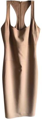 DSQUARED2 Beige Wool Dresses