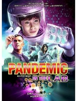 Asmodee Pandemic In the Lab Cooperative Game Expansion Pack