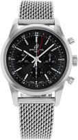 Breitling Men's AB045112-BC67 Analog Display Swiss Automatic Silver Watch