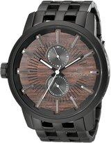 Rip Curl Men's A2785 Analog Display Black Watch