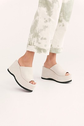 Free People Fp Collection Avery Platform by FP Collection at