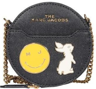 Marc Jacobs Badge Embellished Crossbody Bag