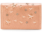 Jimmy Choo Flipa wallet - women - Calf Leather - One Size