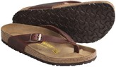Birkenstock Adria Sandals - Leather, Flip-Flops (For Women)