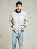 Billionaire Boys Club Heather Grey Light Years Jacket
