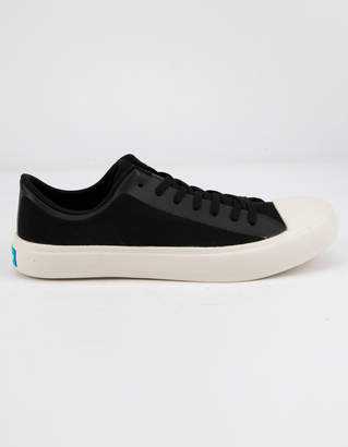 People Footwear The Phillips Really Black & Picket White Shoes