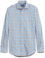Polo Ralph Lauren Plaid Cotton Poplin Shirt