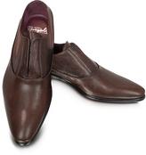 Fratelli Borgioli Treno - Laceless Leather Oxford