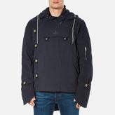 Vivienne Westwood Anglomania Military Parka Jacket Dark Blue