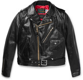 Rag & Bone + Schott Leather Biker Jacket