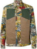 Antonio Marras landscape print shirt - men - Cotton - 39