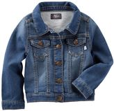 Osh Kosh Toddler Girl Fountain Wash Denim Jacket