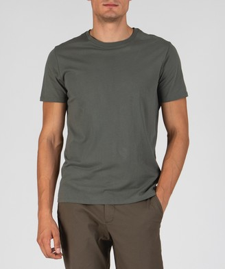 Atm Classic Jersey Crew Neck Tee - Olive Drab