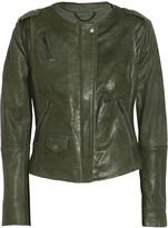 Muu Baa Muubaa Ramu leather jacket