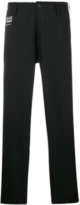 Yohji Yamamoto Black Scandal trousers