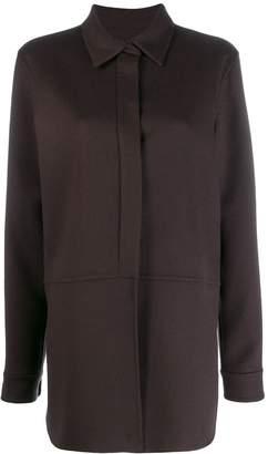 Jil Sander oversized overshirt jacket