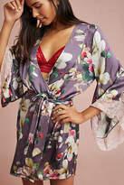 Samantha Chang Yukata Silk Robe